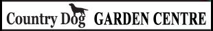 Country Dog Garden Centre Logo